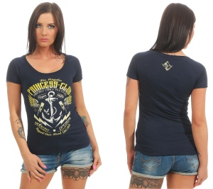 Yakuza Premium Damen T-Shirt Anker GS2437