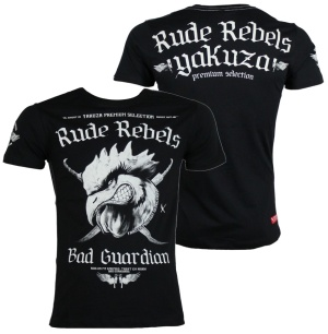 Yakuza Premium T-Shirt Rude Rebels YPS2101