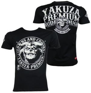 Yakuza Premium T-Shirt Clowns and Crooks YPS2109