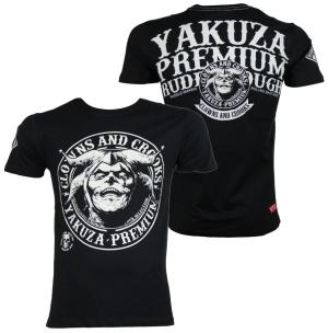 Yakuza Premium T-Shirt Clowns and Crooks YPS2109