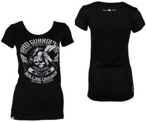 Yakuza Premium Damen T-Shirt Indian Skull GS2238